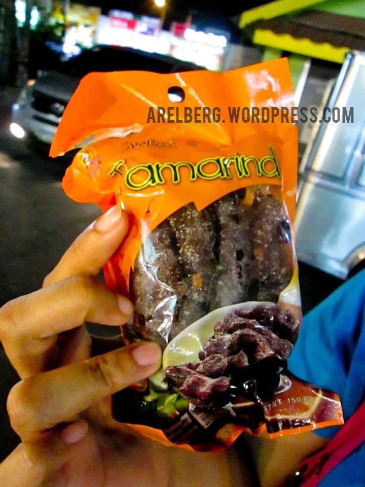 Sweet Tamarind (Sampaloc Candy) - Paborito ng honey ko.
