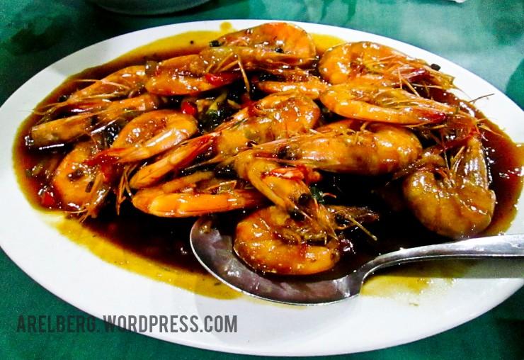Sweet and Chili Shrimp