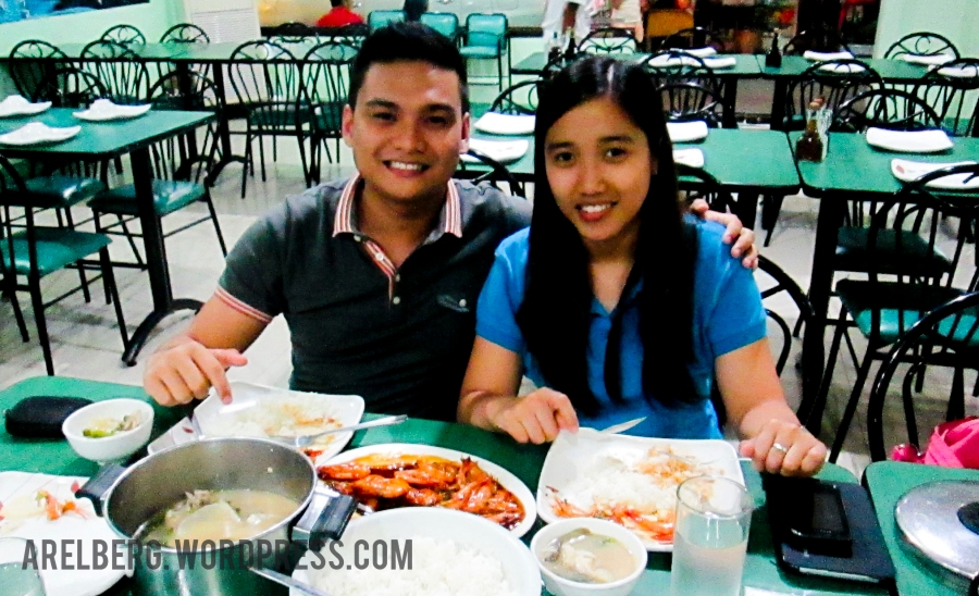 Dinner Date with my Honey @ Seaside Dampa