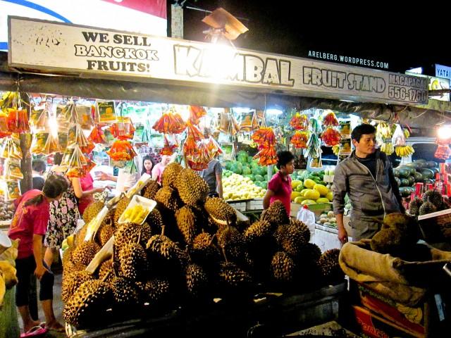 Prutasan, Kambal Fruit Stand