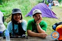 Camp site.